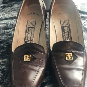 "Givenchy Brown  2.75"" heel,  Classic Vintage"